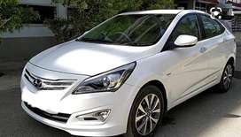 Hyundai Verna 2016 Diesel 67000 Km Driven