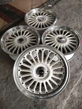 Velg Mobil Racing PDW Ring 17×7-7.5 hole 4×100-114.3 offset 40-33