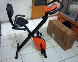 Sepeda statis fitness X bike magnetic TL 920 BN530