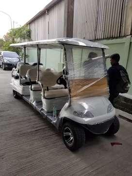 GOLF CAR BARU / mobil golf (ELEKTRIK)