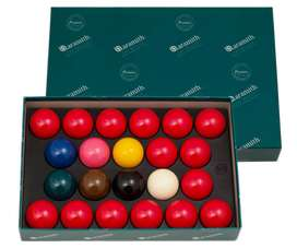 3 Snooker ball set for sale