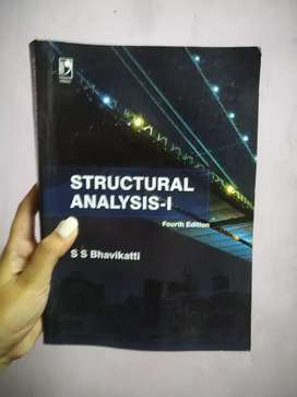 Structural Analysis Textbooks parts 1 and 2