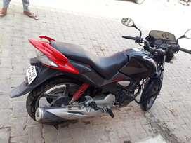 Hero Honda CBZ Extreme is excellent condition..