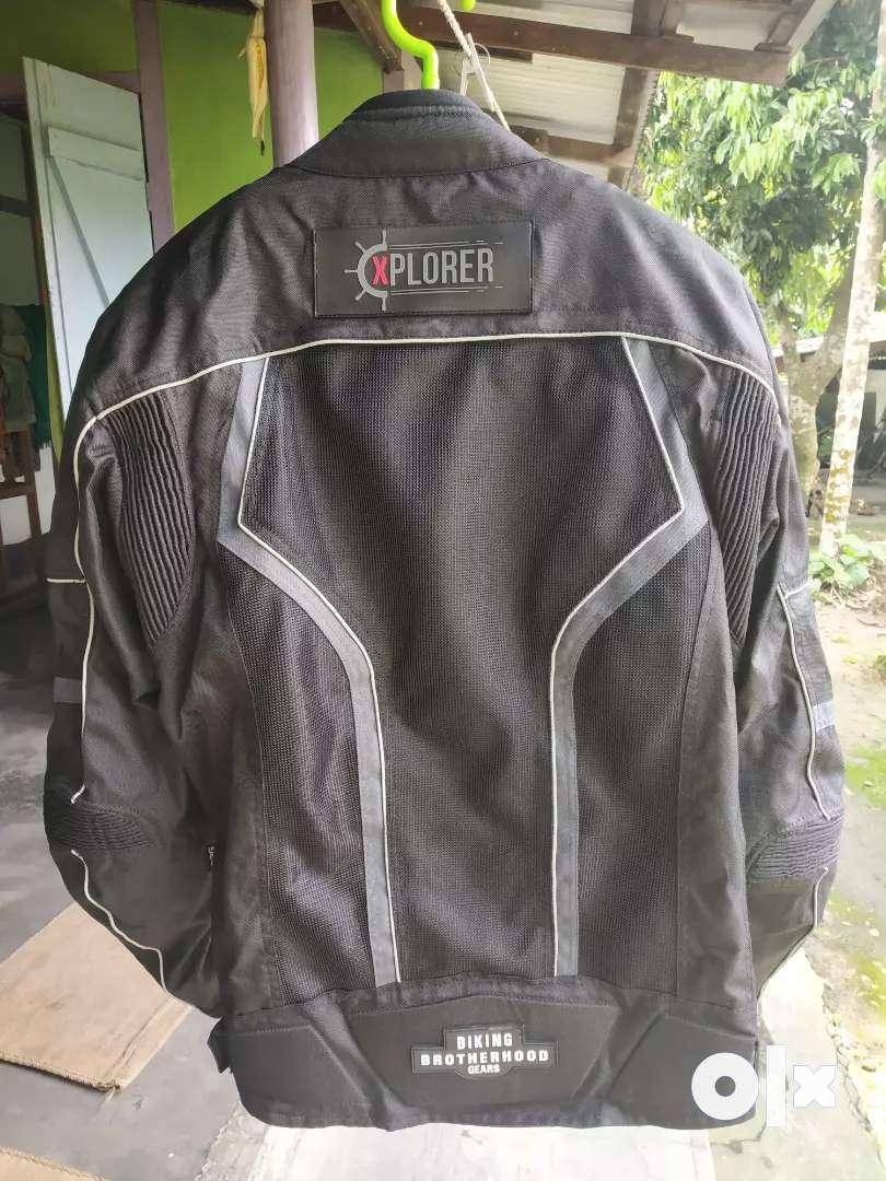 Riding Jacket BBG Product 0