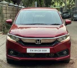 Honda Amaze VX CVT Diesel, 2019, Diesel