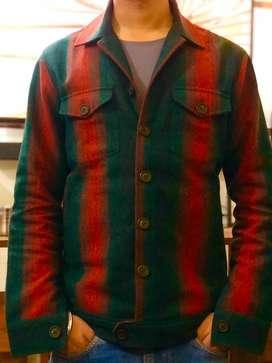 Wool jacket size 40
