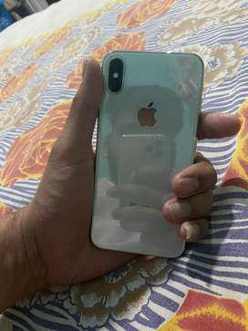 Iphone x 64 gb brand new condittion
