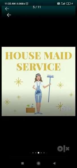 Maid house