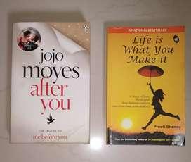 Set of 2 novels