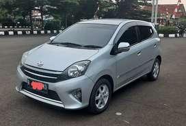 TDP 5jt Toyota Agya G 1.0 AT 2016 Murah