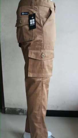 Celana kargo panjang