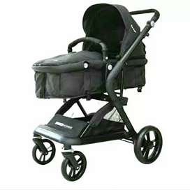 Baby stroller Chocolate mist edition