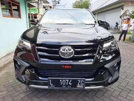 Toyota Fortuner VRZ TRD 2.4 2018 HITAM