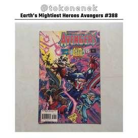Komik Earth's Mightiest Heroes Avengers #388