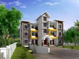 Furnished (or Unfurnished) Flat for Rent Near Sreekaryam Junction
