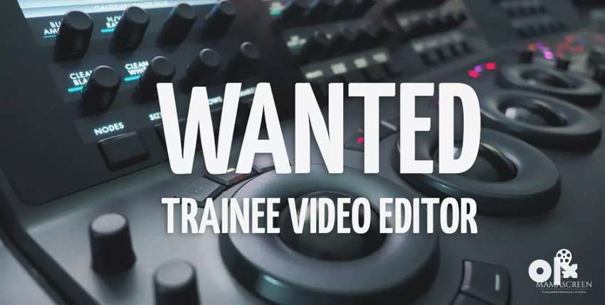 Video editor wanted - Adobe After effects and others 0