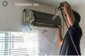 A c full water service cheap rate 500rs only