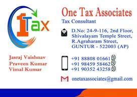 Tax Consultant & Account
