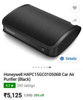 Honeywell Car Air Purifier