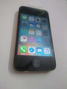 I phone 4s 16gb winsome