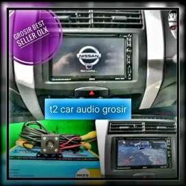 Promo 2din dvd for LIVINA androidlink 7inc full hd+camera hd harga ok