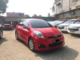 Toyota Yaris 1.5S Trd 2012 manual BH Mobil antik