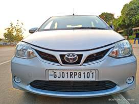 Toyota Etios Liva 1.4 GD, 2016, Diesel