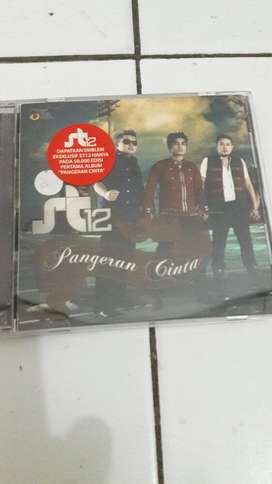 Jual CD Ori album ST 12