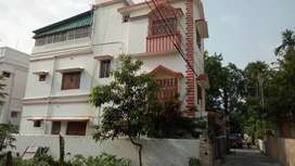 House with 6.5 Katha land.