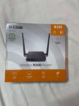 Brand new wireless N300 router