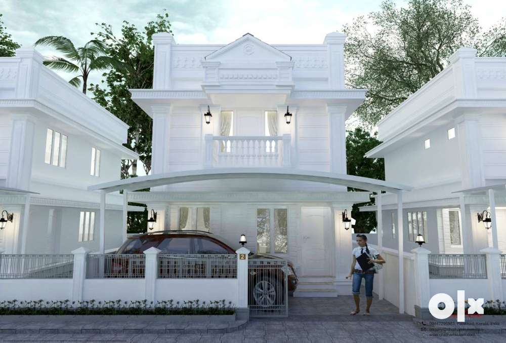 king homes palakkad gated community