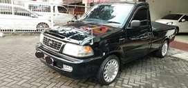Toyota Kijang PIck Up Th 2000 Warna Hitam