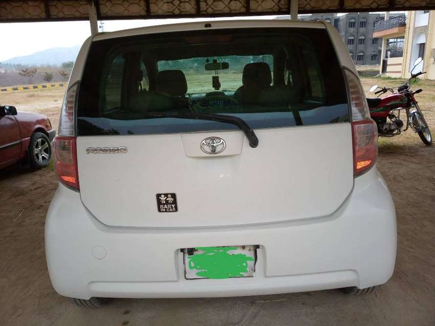 Toyota Passo 2009/2012 in excellent condition 0