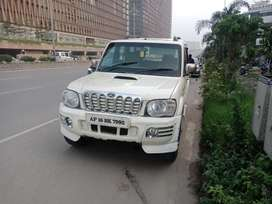 Mahindra Scorpio SLE 2.6 CRDe, 2009, Diesel