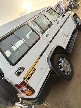 Mahindra Bolero Plus BS IV, 2017, Diesel