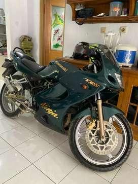 Ninja RR 2011 mulus nego