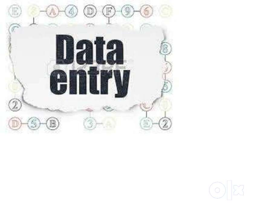 Simple home based typing job data entry job part time job 0