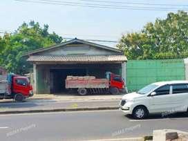 Gudang Strategis di Raya Mojoagung Jombang