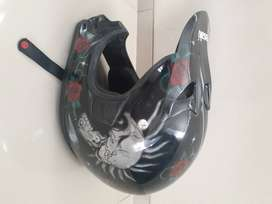 Helm KLX Ori Custom