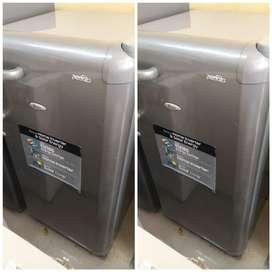 Genius single door fridge washing available