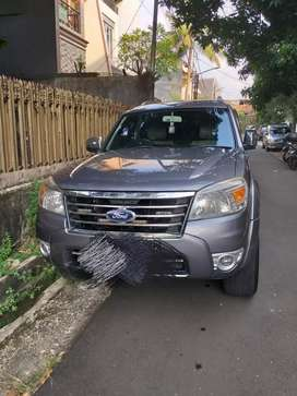 Ford Everest XLT Limited AT 2011 Good Condition