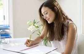 Handwriting job opportunity