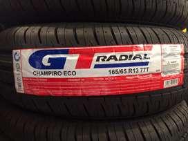 BAN GT RADIAL 165/65 R13 CHAMPIRO ECO