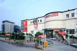 New job required  in shopping mall