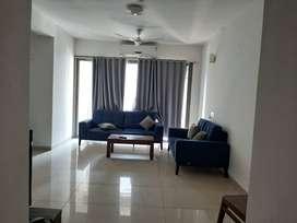 3BHk Apartment Availabale on rent in Iscon Platinum