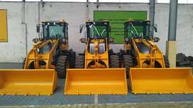 Wheel Loader Sonking Yunnei Engine Power 76Kw Turbo Murah Di Sumba