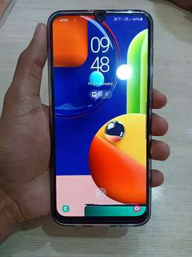 5 days old I want to sell my Samsung A50s