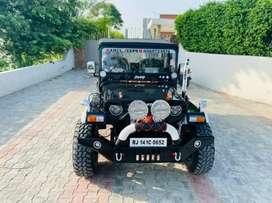 Rahul jeep modified