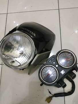 Lampu+spidometer+tromol belkang