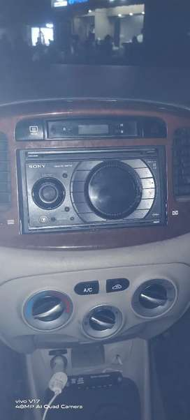 Sony double din music player